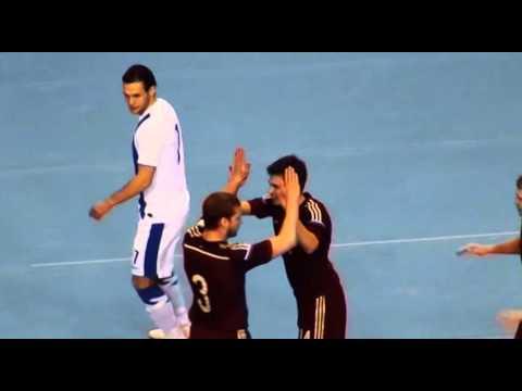 Россия - Финляндия.  3:0 (видео)