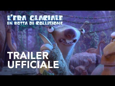 Preview Trailer L'era glaciale: in rotta di collisione, trailer italiano