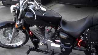 2. 2008 Honda Shadow Spirit 750