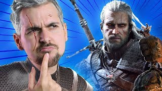NEW WITCHER GAME!