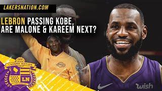 Lakers News Update On Iguodala & Collison, LeBron's Scoring Milestone, Kuzma's Future Role, & More by Lakers Nation