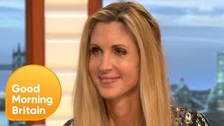 Video Ann Coulter: I've Been Dying to Be Hated in Europe Again | Good Morning Britain MP3, 3GP, MP4, WEBM, AVI, FLV Juli 2018