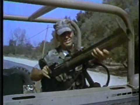 Death Before Dishonor 1987 TV Trailer