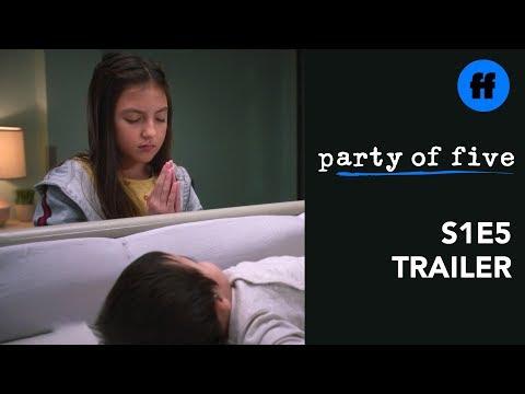 Party of Five | Season 1, Episode 5 Trailer | Baby Rafa Gets Sick