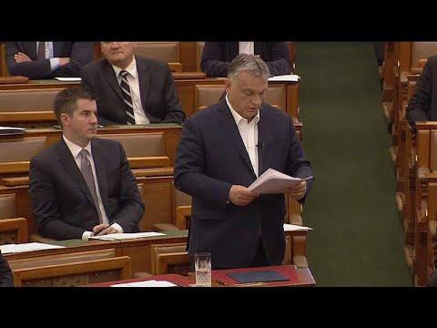 Ungarn: Alle Macht für Orban - Parlament in Budapest billigt umstrittenes Notstandsgesetz