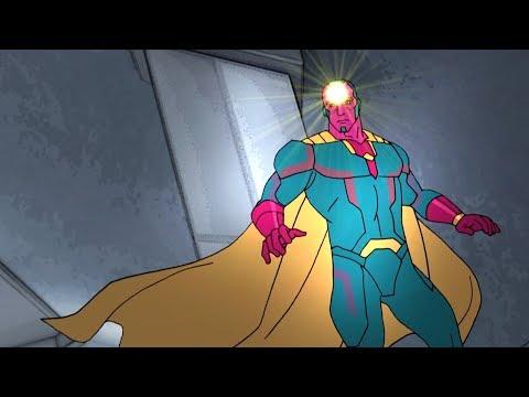 Marvel's Avengers Assemble Season 4 (Character Promo 'Vision')