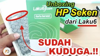 Video [GIVE AWAY] Unboxing, HP Seken dari Laku6 - Sesuai Dugaan.!! MP3, 3GP, MP4, WEBM, AVI, FLV Desember 2017