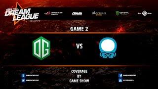 NLG vs OG, game 2