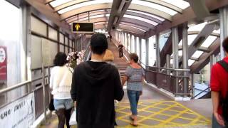 A walk through Hong Kong 香港