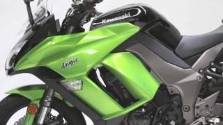 4. Kawasaki Ninja 1000 ABS (Z1000SX)