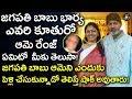 Revealed: Jagapathi Babu Master Plan Behind His Marriage   Jagapathi Babu Wife Lakshmi   Celebs News