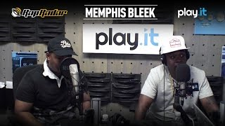 """Memphis Bleek Talks About When Him And Beanie Sigel Almost Had A Fight """"I Was Like Fu*k That Ni"""