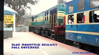 Ooty India  city images : TRAIN TO OOTY FULL COVERAGE : INDIAN RAILWAY'S TOY TRAIN
