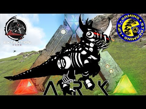 ARK: SURVIVAL EVOLVED: BEAST OF DARKNESS THE ROBOT CHICKEN! [RePuG EXTINCTION CORE MODDED EP 71]