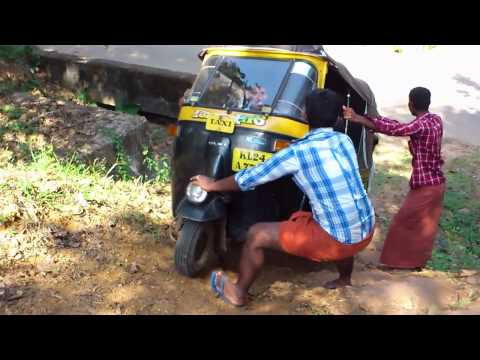 off roading bajaj auto