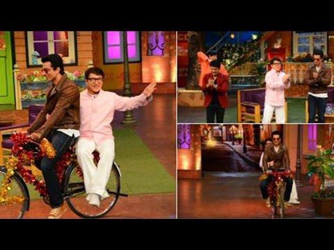 The Kapil Sharma Show | Jackie Chan PROMOTES 'Kung