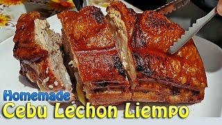 Video Homemade Cebu Lechon Crispy Roasted Pork Belly (w/ Eng Subtitles) | ChubbyChiniCatt MP3, 3GP, MP4, WEBM, AVI, FLV Juli 2019