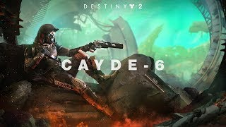 This is Cayde-6. Gunslinger. Wildcard. New Legends Will Rise on September 6. Pre-order Destiny 2 and get the Coldheart Exotic...