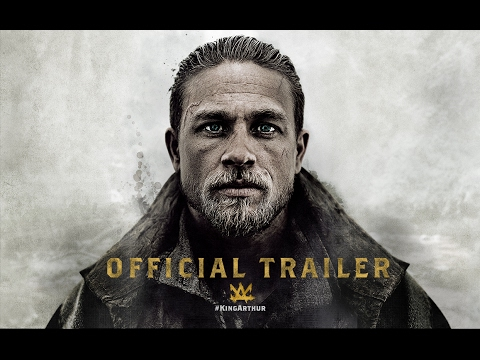 King Arthur: Legend of the Sword (3D) Trailer