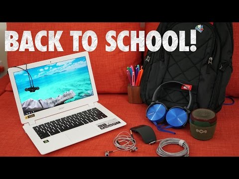 Awesome Back to School Tech 2016! (BUDGET EDITION)