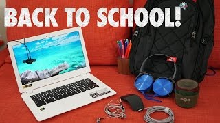 Video Awesome Back to School Tech! (BUDGET EDITION) MP3, 3GP, MP4, WEBM, AVI, FLV Juli 2018