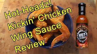 Kickin' Chicken Wing Sauce review