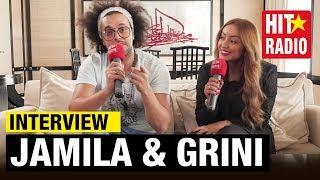 [INTERVIEW] JAMILA & GRINI - شنو هوا الهيت ديال الجريني اللي كايعجب جميلة ؟