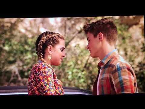 #realityhigh - Holly and Shannon first kiss