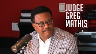 Judge Greg Mathis Weighs in on 50 Cent's Multi-Million Dollar Judgement Amid Bankruptcy Issues