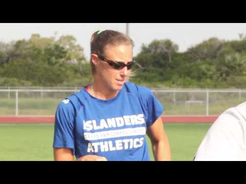 Islanders Soccer First Practice