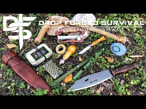 Bushcraft & Primitive Technology Survival Kit