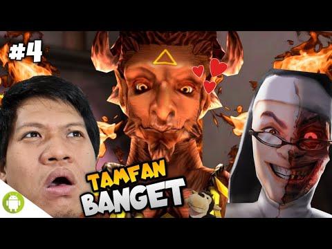 SUAMI NUN TERNYATA GANTENG BANGET WKWK!!! Evil Nun 2 Part 4 [INDONESIA] ~Oppa Nazrat!