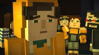 Minecraft: Story Mode - Episode 6 - Meeting Myself (25) by Stampy