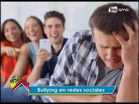Bullying en redes sociales