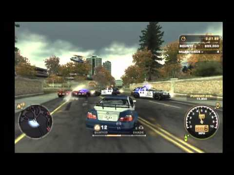 Need for Speed : Most Wanted GameCube
