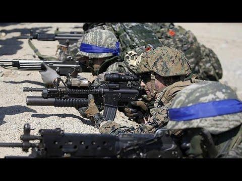 «Παιχνίδια πολέμου» στην Κορεατική Χερσόνησο