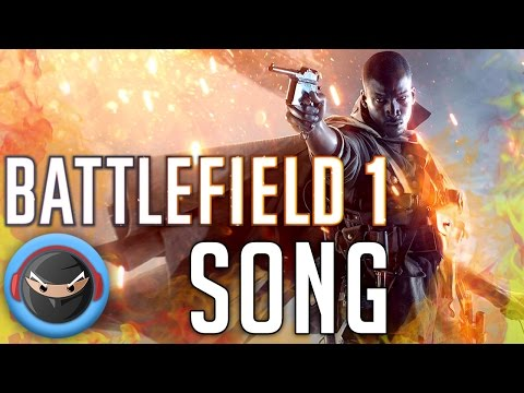 "Battlefield 1 Song ""On This Battlefield"" Song And Rap by Tryhardninja"