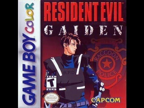 resident evil game boy rom