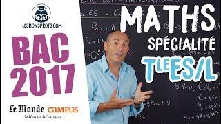 En mathématiques TES/L, le corrigé de l'exercice 2 de spécialité.Où nous trouver ?SITE DE REVISIONS LES BONS PROFS ► https://www.lesbonsprofs.com/CHAINE LES BONS PROFS SUPERIEUR ► https://www.youtube.com/channel/UCFdxIWBWur1fR_hp30HMKRAFACEBOOK ► https://www.facebook.com/Les-Bons-Profs-181074061992673/?ref=page_internalTWITTER ► https://twitter.com/lesbonsprofs?lang=frTIPEEE ► https://www.tipeee.com/lesbonsprofsINSTAGRAM ► lesbonsprofs