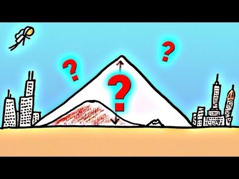 Jak vysoká může být nejvyšší hora na zemi?