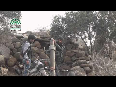 حمص: استهداف تجمعات الميليشيات الطائفية أثناء صد محاولة تقدمها باتجاه كيسين بقذائف الهاون