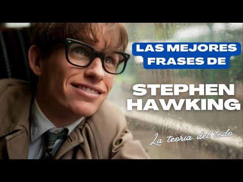 Frases de amistad - Las 10 mejores frases de Stephen Hawking