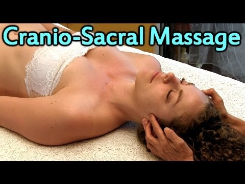 psychetruth - Friend us @ https://www.facebook.com/psychetruthvideos What is Craniosacral Therapy? Massage Techniques for Head & Face, HD Massage Therapy Relaxing ASMR Ath...