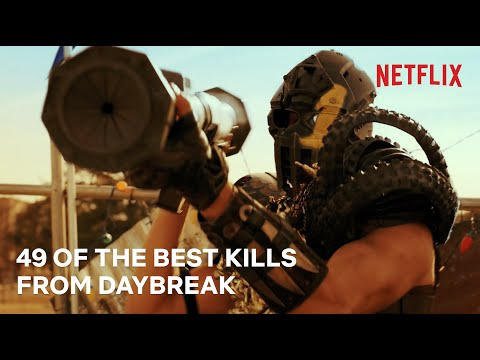 All the Kills in Netflix's Daybreak | Netflix