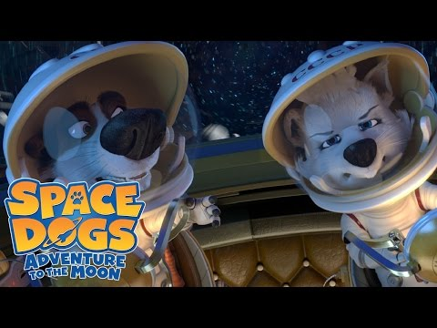 Space Dogs: Adventure to the Moon (Trailer)