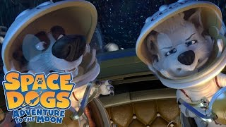 Nonton Space Dogs  Adventure To The Moon   Official Trailer   In Theatres Now Film Subtitle Indonesia Streaming Movie Download