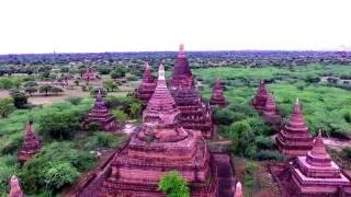 Day 72: Droning Bagan, Myanmar