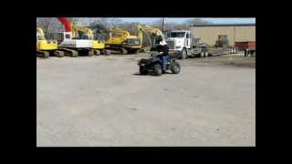 6. 2004 Artic Cat 250 ATV for sale | sold at auction May 1, 2013