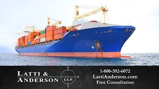 Maritime Attorney Dave Anderson Defines Unseaworthiness