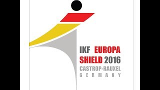 Castrop-Rauxel Germany  City new picture : IKF Europa-Shield 2016 in Castrop-Rauxel, Germany